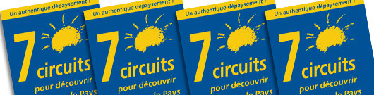 guide des 7 circuits 2009