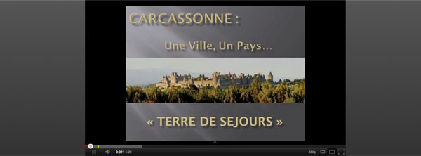 video pays de carcassonne